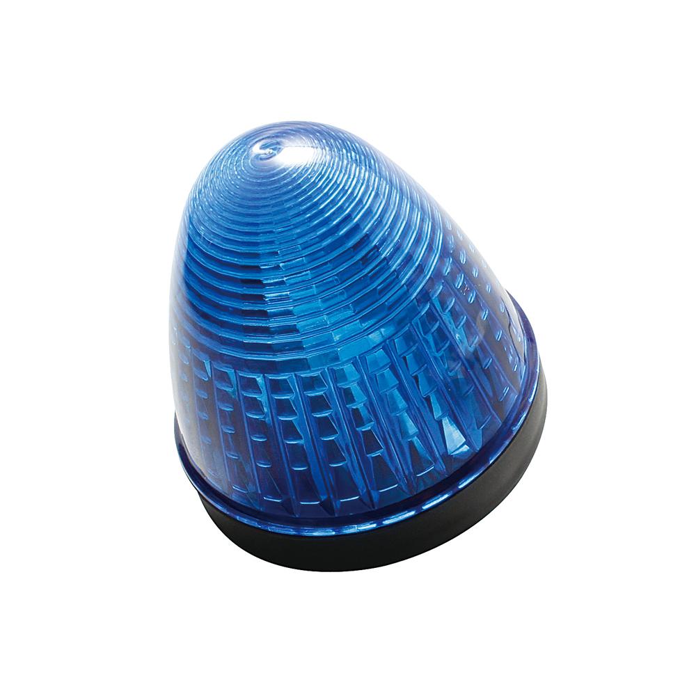 LEDデヒュージョンマーカー ブルー DC24V