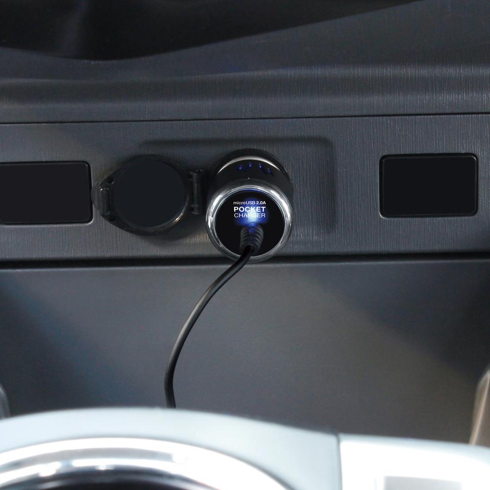 青色ランプ:充電完了