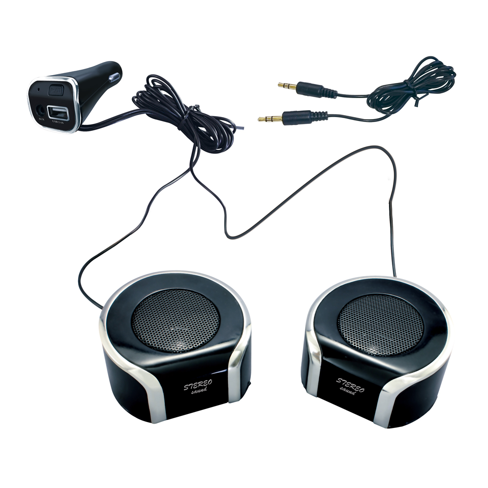 Bluetooth ツインセパレートクリアサウンドスピーカー