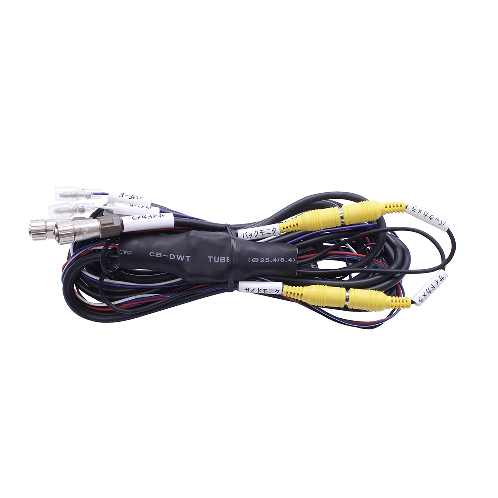 XCM1,2,兼用 主電源ケーブル RCAケーブル