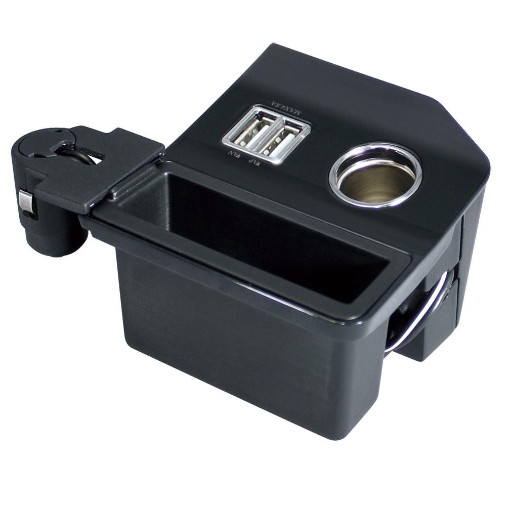 60系 ハリアー専用 コンソール電源BOX