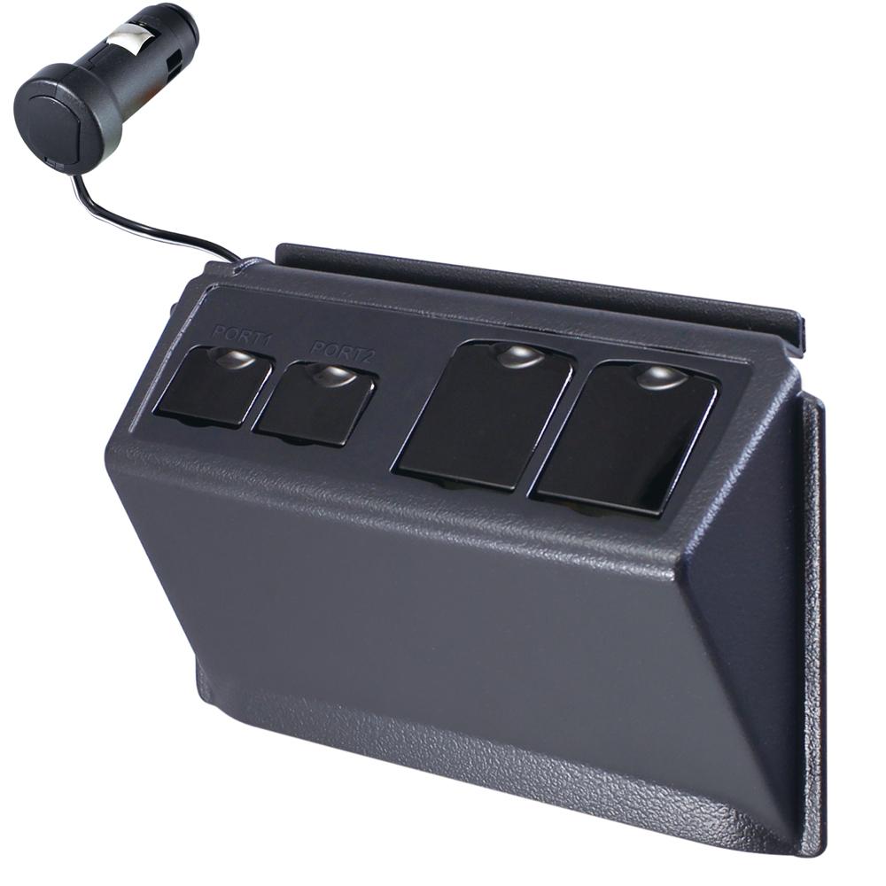 80系 ノア・ヴォクシー・エスクァイア専用 USB+増設ソケット
