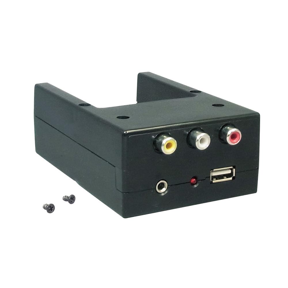 DIN BOX OP 入力端子