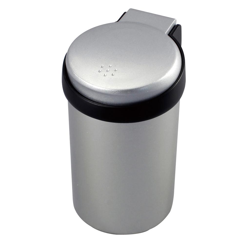 光る缶灰皿3 ホワイト
