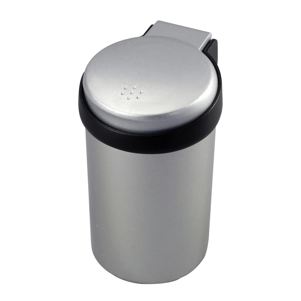 光る缶灰皿3 グリーン